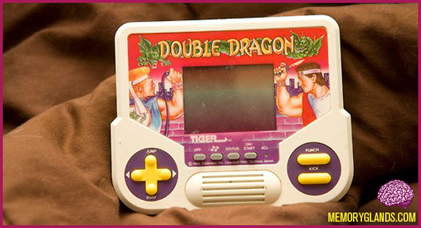 funny old handheld video game photo