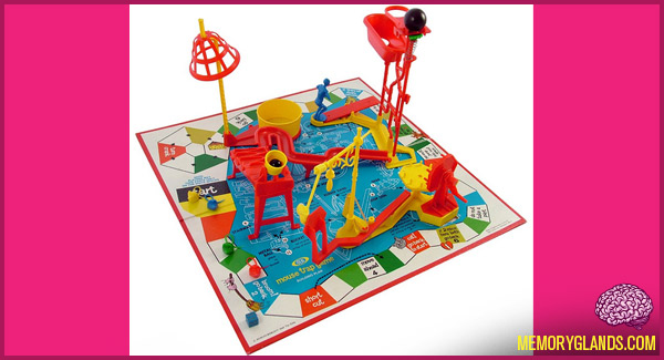 funny mouse trap board game toy photo