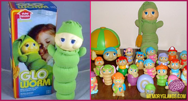 funny glo-worm toys photo