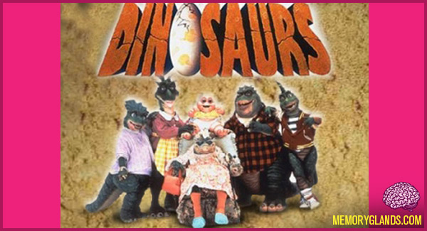 funny tv show dinosaurs photo