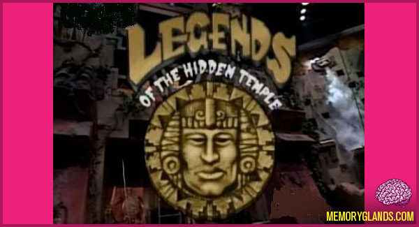 funny nickelodeon legends of the hidden temple tv show photo
