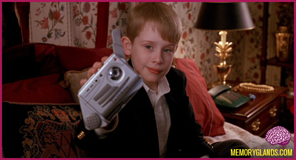 funny toy talkboy home alone photo