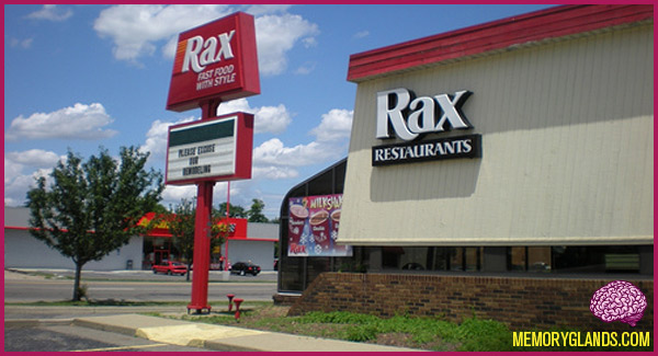 fast food restaurant rax roast beef photo