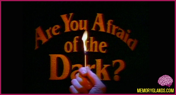are you afraid of the dark? show photo funny TV