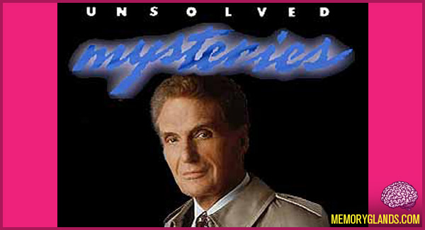 funny unsolved mysteries tv show photo