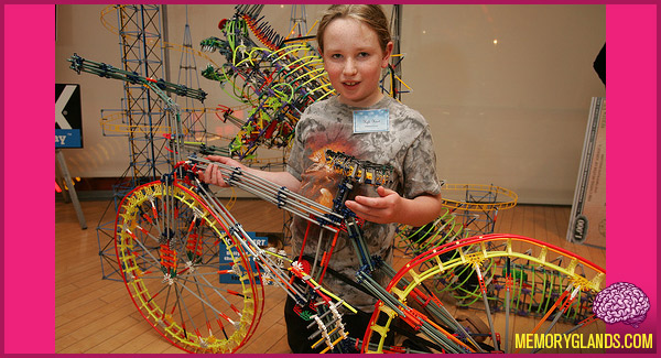 funny k'nex toy photo