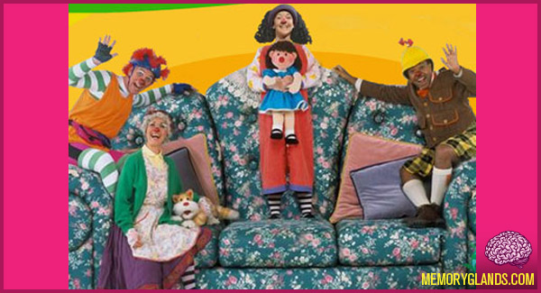 funny big comfy couch tv show photo