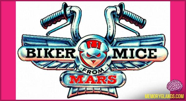 funny biker mice from mars cartoon tv show photo