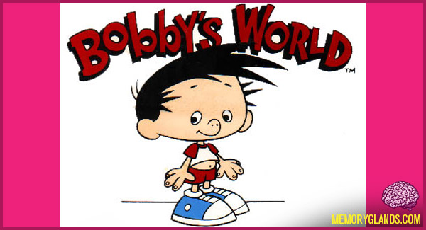 funny bobbys world cartoon tv show photo