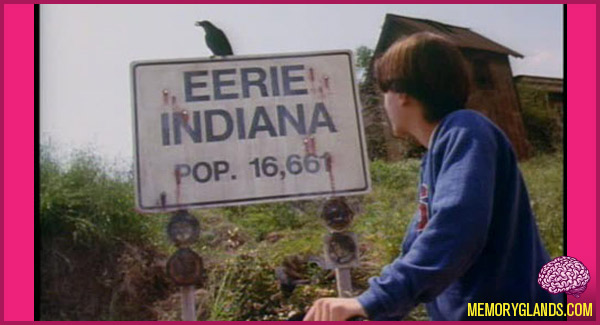 funny eerie indiana tv show photo