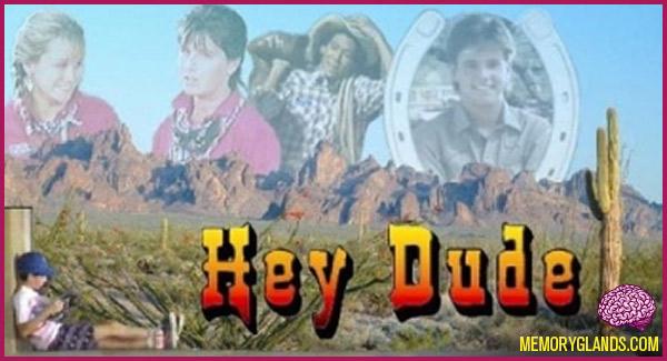 funny hey dude nickelodeon tv show photo