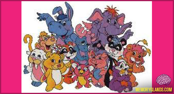 funny cartoon the wuzzles tv show photo
