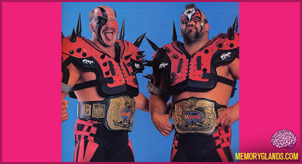 funny wwf wwe hawk and animal legion of doom photo