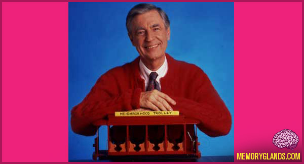 funny mr. rogers neighborhood tv show photo