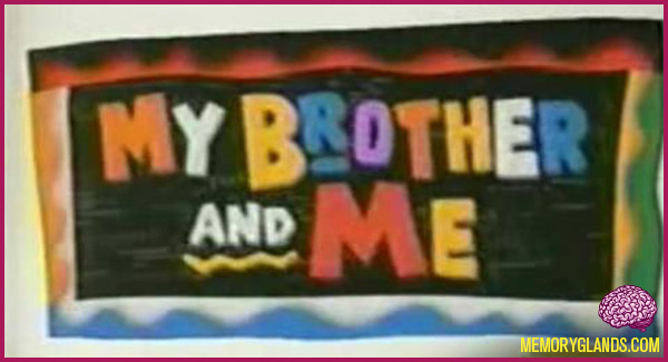 funny my brother and me tv show photo