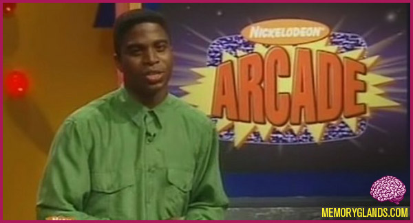 funny nick arcade nickelodeon tv show photo