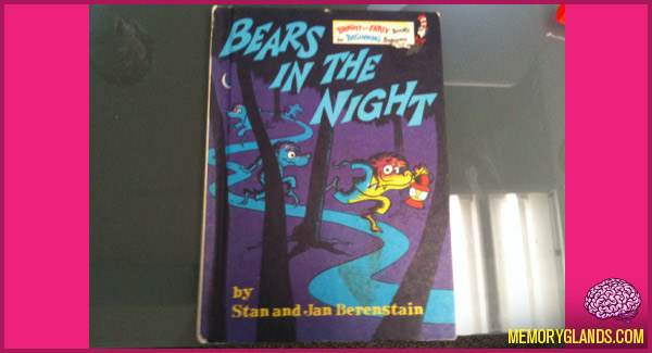 funny berenstain bear books photo