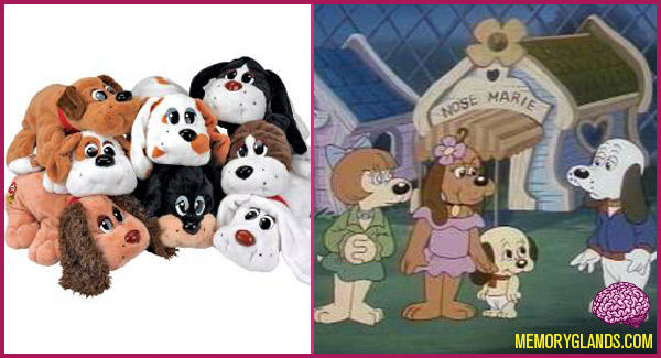 funny cartoon pound puppies tv show photo
