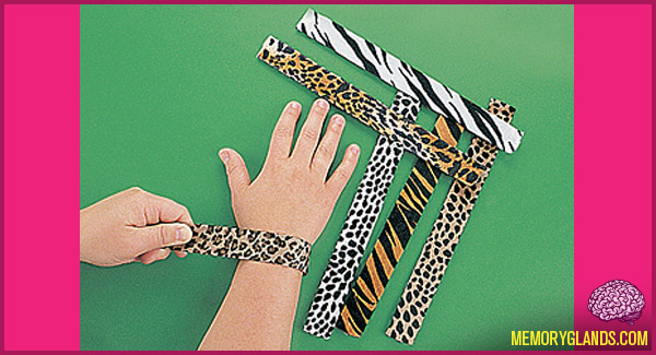 funny slap bracelets photo