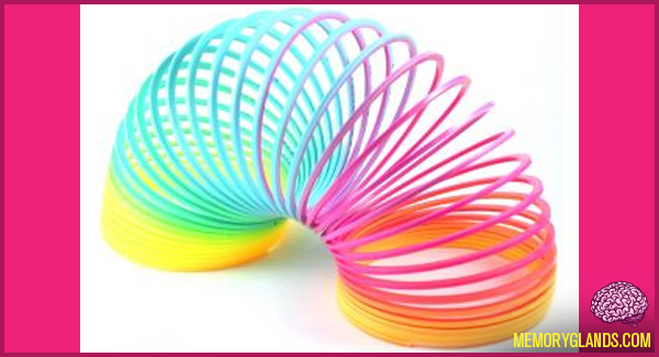 funny slinky toy photo
