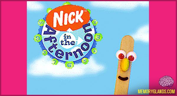 funny nickelodeon stick stickly photo