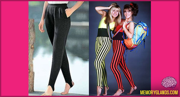 funny stirrup pants photo