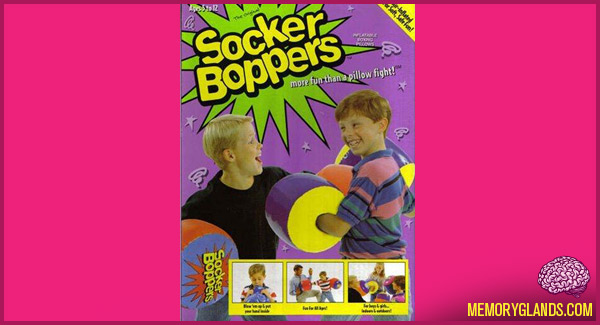 funny socker bopper toy photo