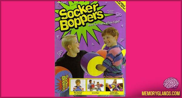funny socker bopper toy photo