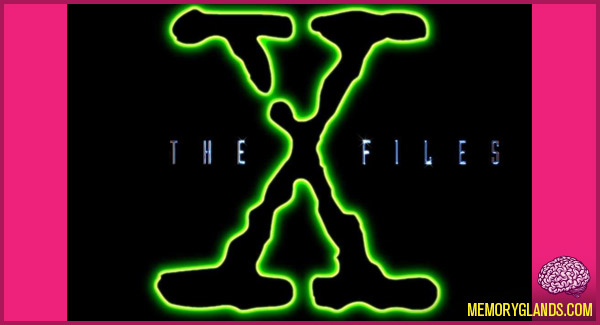 funny fox tv show the x files photo