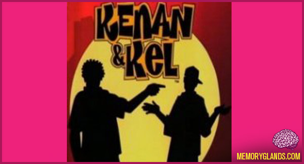 funny nickelodeon tv show kenan & kel photo