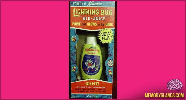 funny lightning bug glo juice photo