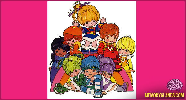 funny Rainbow Brite tv show photo