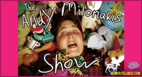 funny mtv tv show the andy milonakis show photo