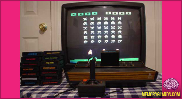 funny atari video game console photo