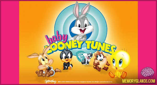 funny cartoon tv show Baby Looney Tunes photo