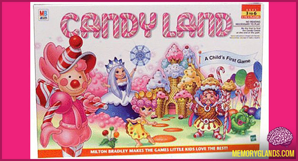 funny candy land board game photo