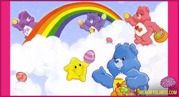 funny care bears cartoon photo