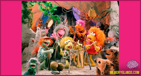 funny fraggle rock tv show photo