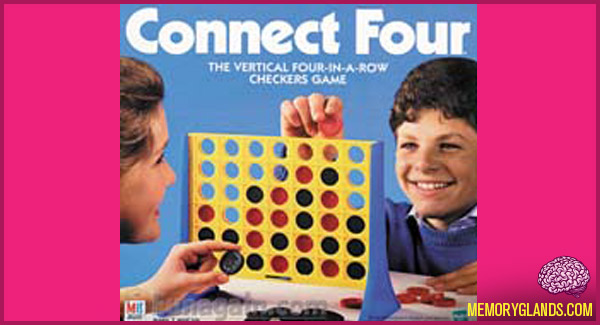 funny connect four board game photo
