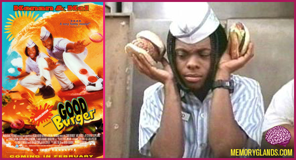 funny movie good burger kenan and kel photo