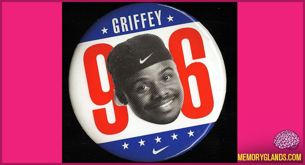 funny ken griffey jr. for president nike ad photo