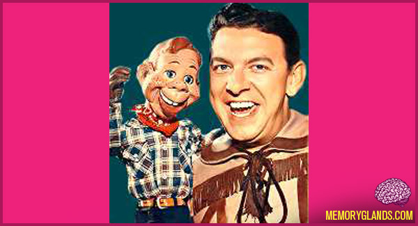 funny howdy doody tv show tv show photo
