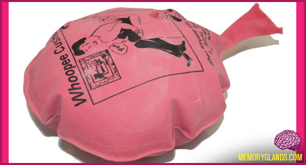 funny whoopee cushion toy photo