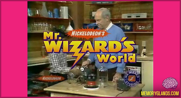 funny tv show mr. wizards world photo