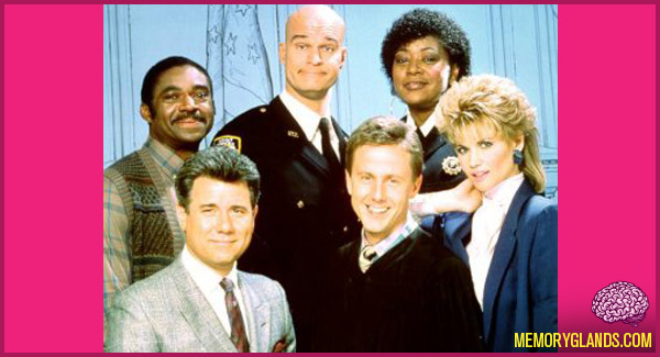 funny tv show night court photo