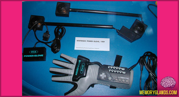 funny nintendo power glove video game photo