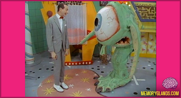 funny tv show pee wee's playhouse photo