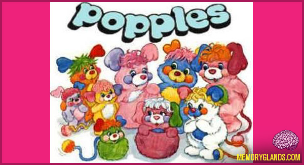 funny cartoon tv show popples photo