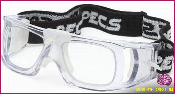 funny eye wear rec specs glasses sports photo