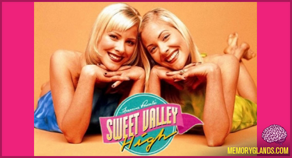 funny tv show sweet valley high photo